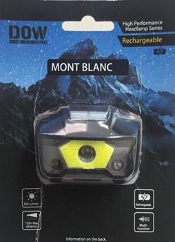 Picture of DOW MONT BLANC